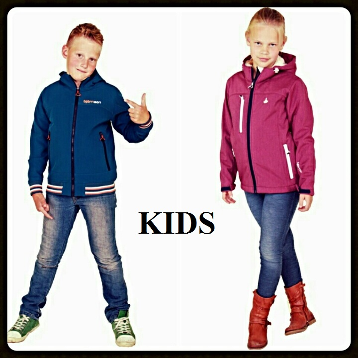 Bjornson Kinder Collectie Outdoorkleding