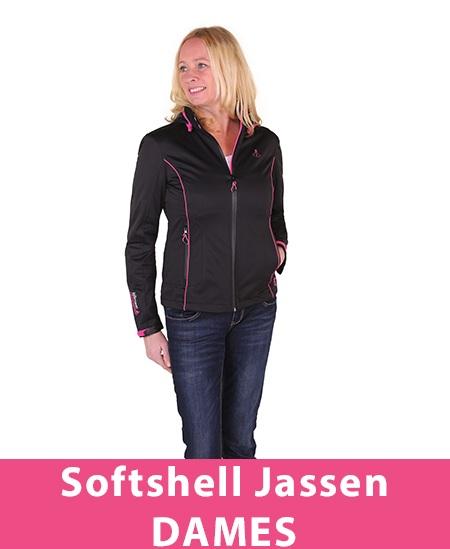 Softshell Jas Dames Kopen - Bjornson Outdoor Kleding