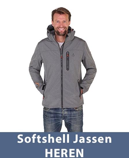 Softshell Jas Heren Kopen - Bjornson Outdoor Kleding