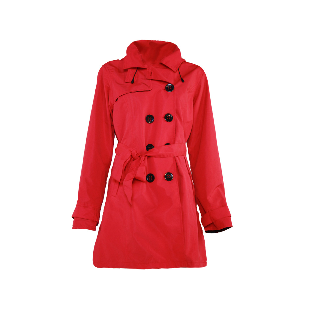 Bjornson zomerjas dames rood