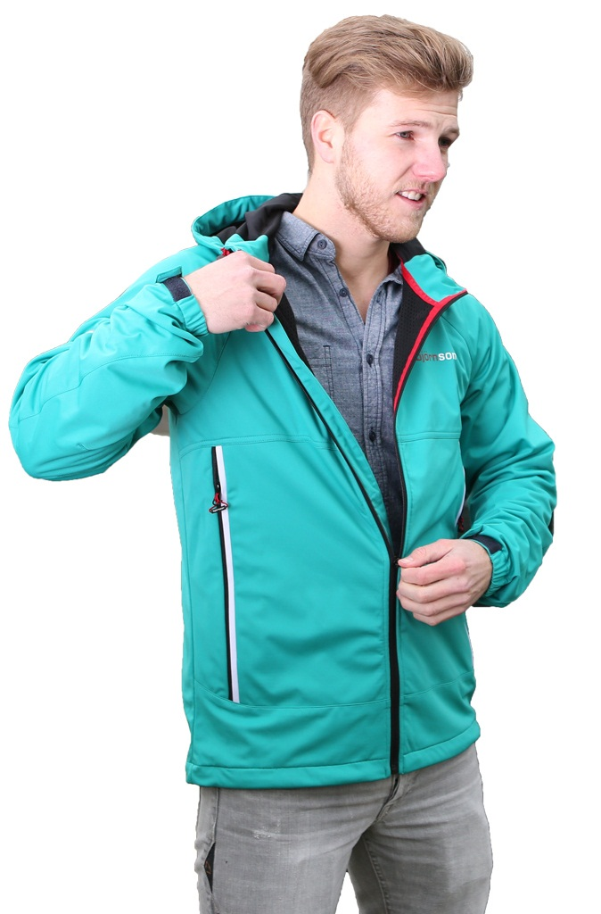 Softshell jassen heren