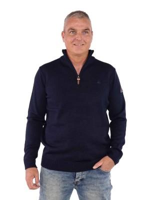 Bjornson Pullover Heren - Donkerblauw - Joakim
