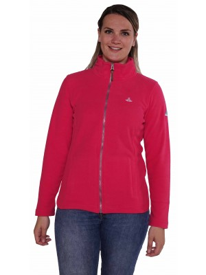FLEECE VEST DAMES roze - Jenna