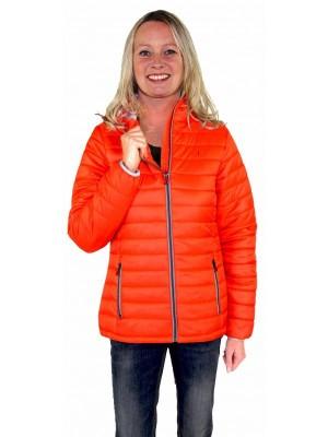 WINTERJAS STEPJACK DAMES oranje - Karina