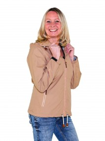 ZOMERJAS DAMES taupe - Anna