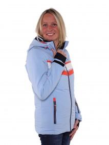 Bjornson Winterjas Dames Lichtblauw - Vanja