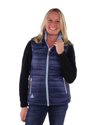 Bjornson Bodywarmer Dames Donkerblauw - Brendy
