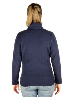 BJØRNSON Fleece Vest 4 Seizoenen Dames Donkerblauw - 36-56 - JENNA