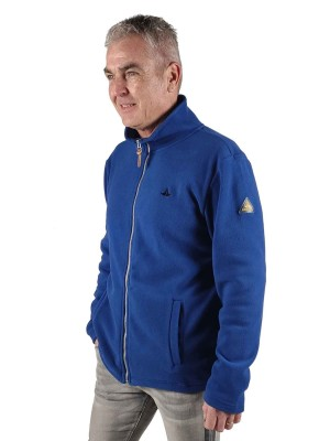 BJØRNSON Fleece Vest 4 Seizoenen Blauw - S-6XL - MARK