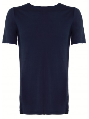 Donkerblauw thermoshirt