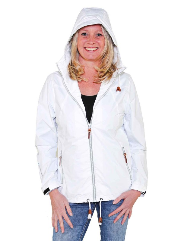 ZOMERJAS DAMES wit - Anna
