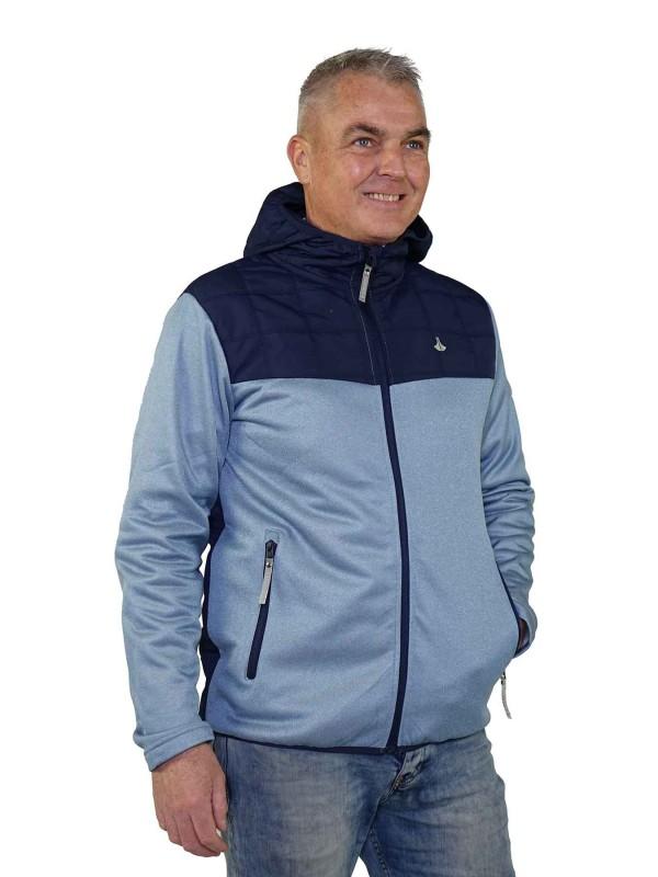 Sportief Vest Heren Winddicht Blauw - Sixten