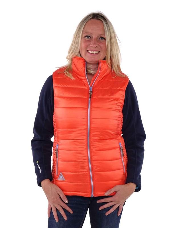 Bjornson Bodywarmer Dames Oranje - Brendy
