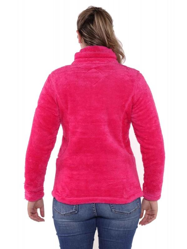 Coral fleece vest - Dames - Roze - Bjornson - Elin