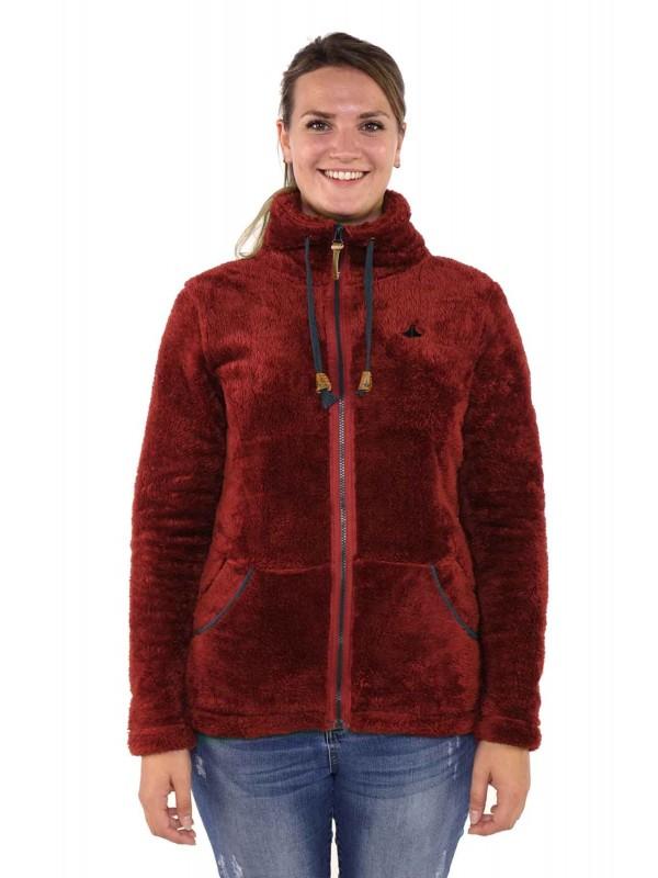 Coral fleece vest - Dames - Phlox - Bjornson - Elin