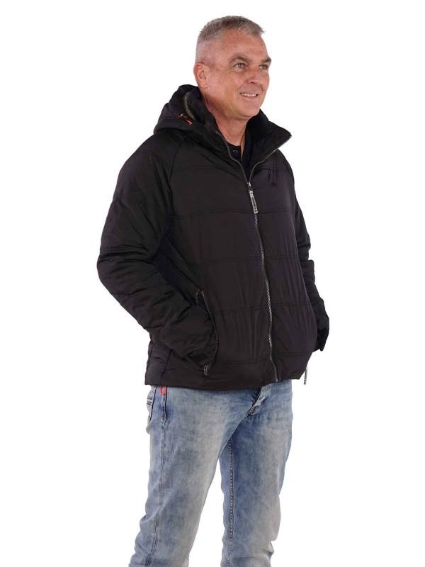 Bjørnson Winterjas Heren Zwart - Verner