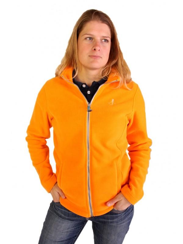 d615a1e78f5 Fleece vest dames oranje kopen? - Outdoorkleding - Bjornson.nl - €24,95