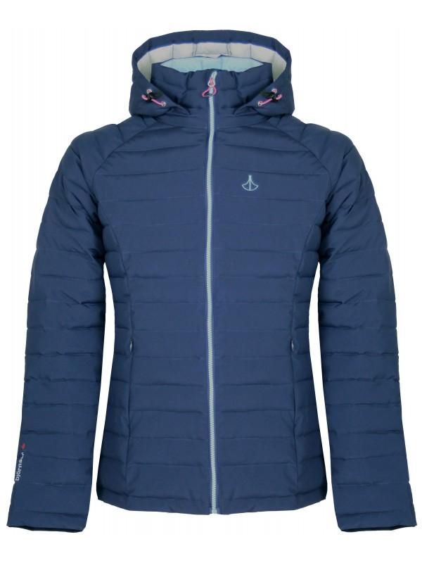 Donkerblauwe Winterjas.Winterjas Dames Donkerblauw Kopen Bjornson Nl 39 95
