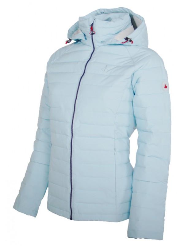 Lichtblauwe Winterjas Dames.Winterjas Dames Lichtblauw Kopen Bjornson Nl 49 95