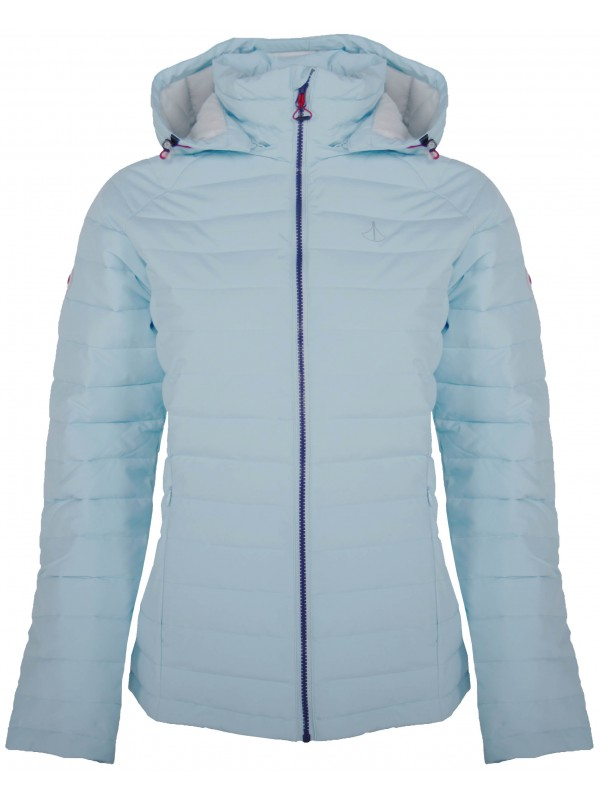 Lichtblauwe Winterjas.Winterjas Dames Lichtblauw Kopen Bjornson Nl 49 95