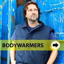 Werkbodywarmer kopen? Bekijk de online collectie Storvik bodywarmers hier!