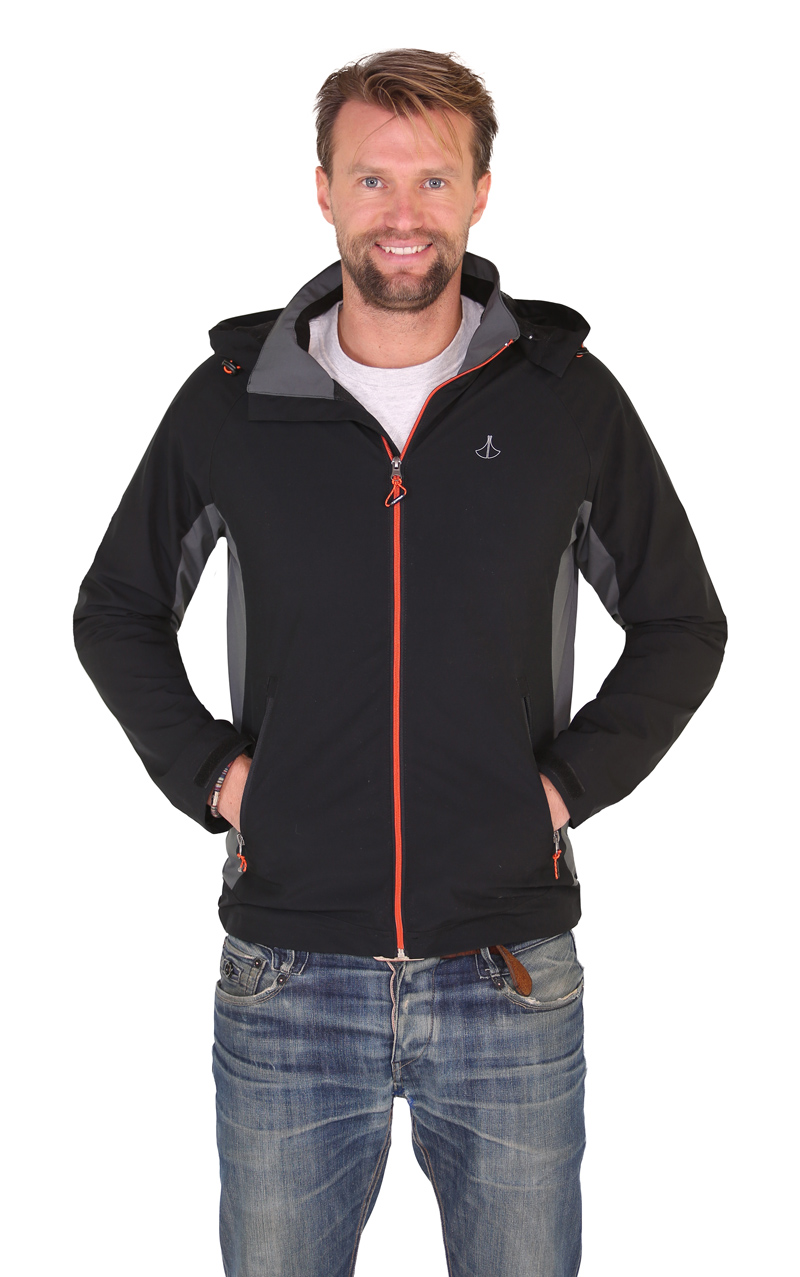 Softshell Jas Heren - Elton