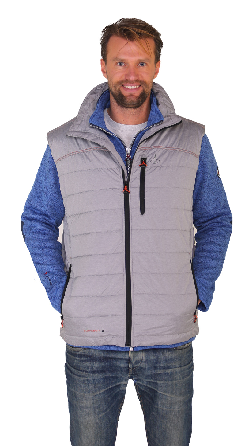 Bodywarmer Heren - Sean