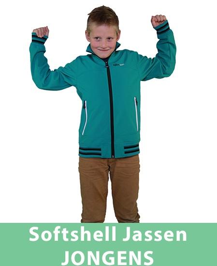 Softshell Jas Jongens Kopen - Bjornson Outdoor Kleding