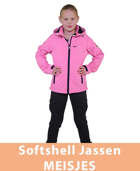 Softshell Jas Meisjes Kopen - Bjornson Outdoor Kleding