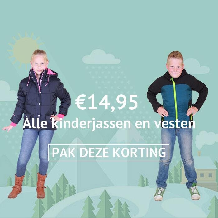 Kinderkleding Sale! Alles €14,95!