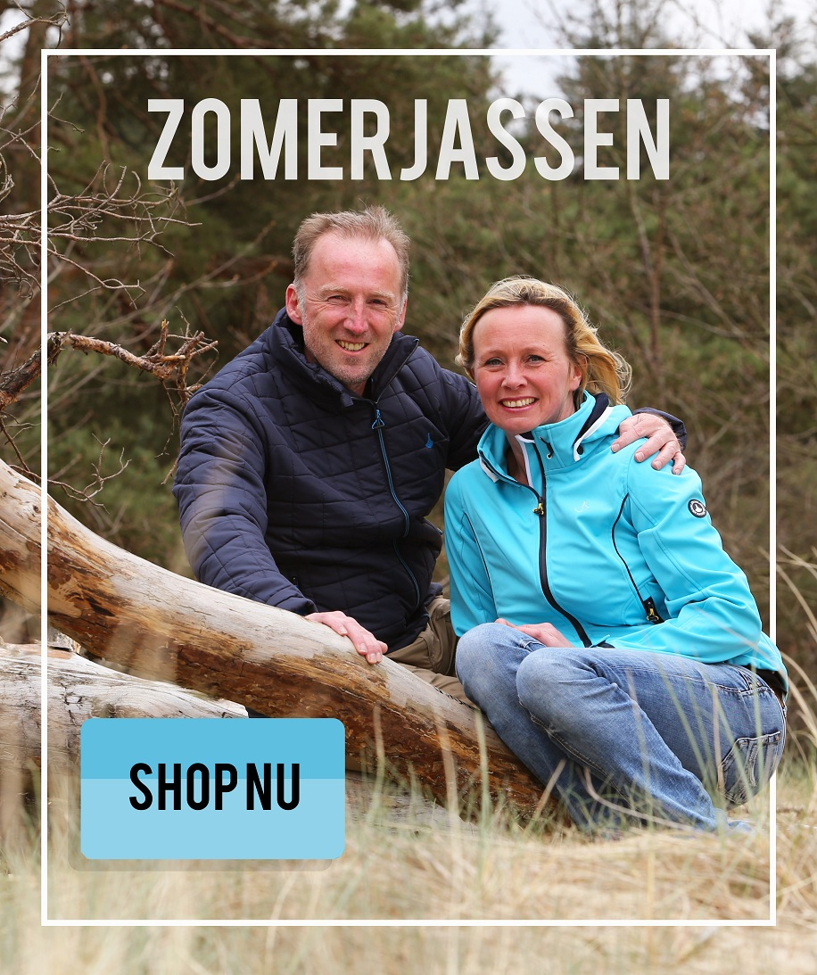 Blog over zomerjassen - Klik hier!